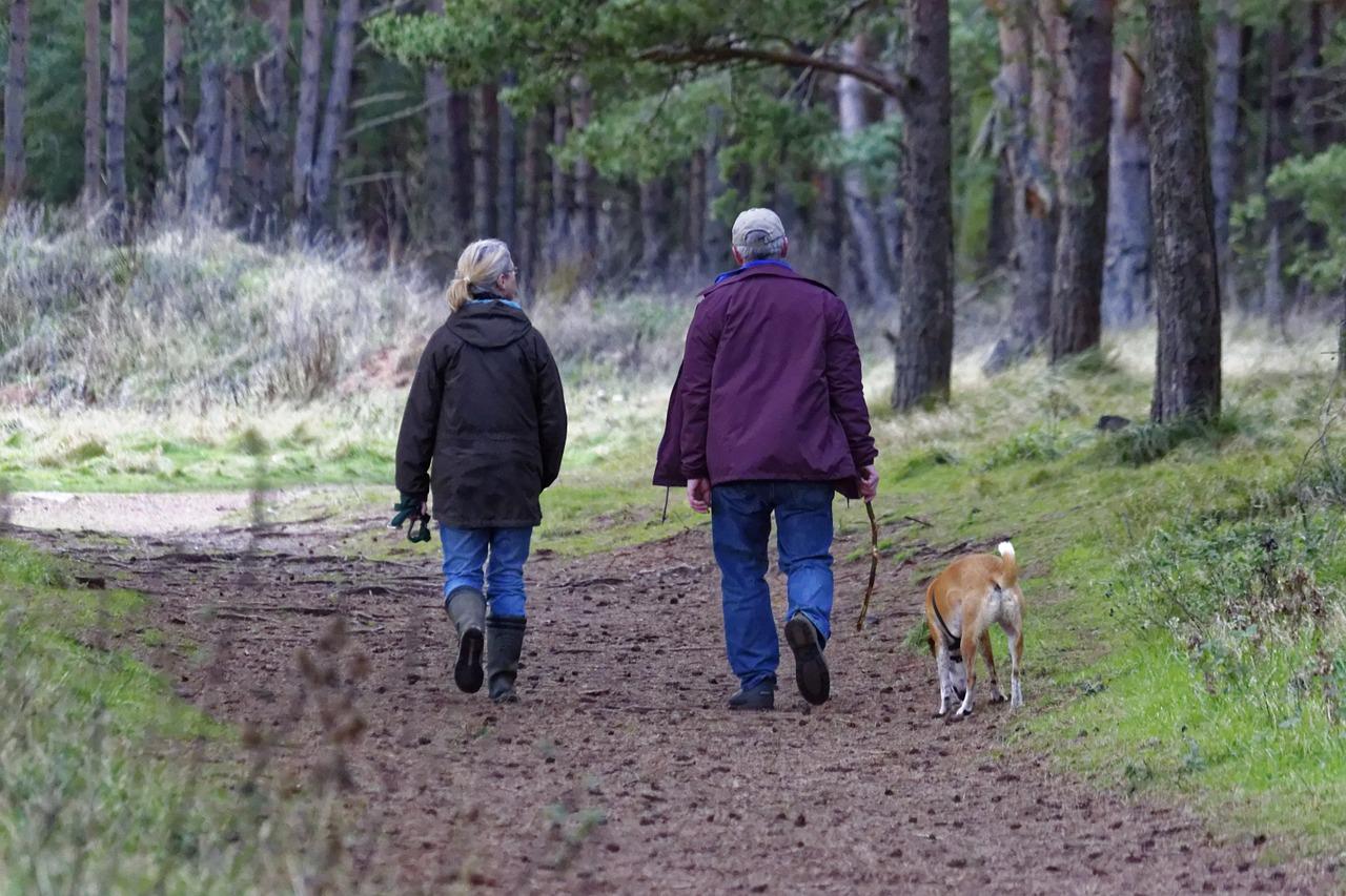 Camminare: una «medicina» efficace passo dopo passo
