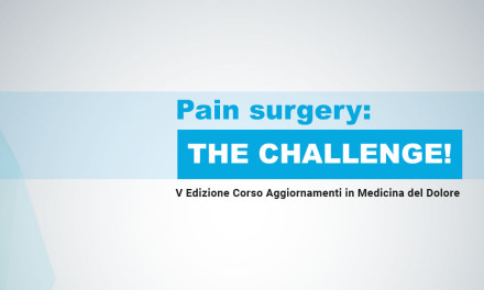 Pain Surgery: the challenge!