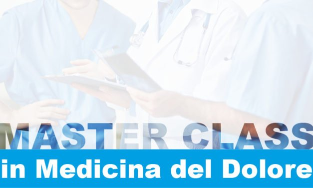 Masterclass in medicina del dolore