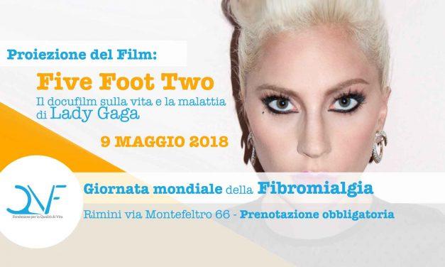 Giornata Mondiale della Fibromialgia:<br>visione del film Five Foot Two