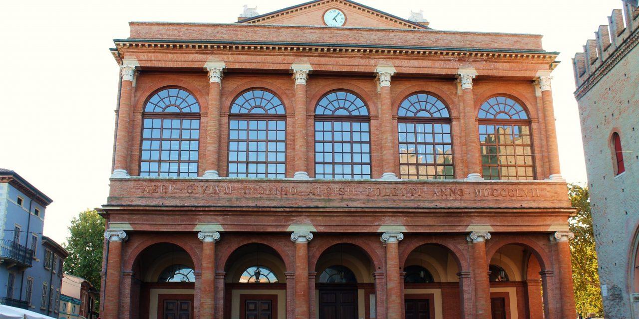 Riapertura del Teatro Galli e la Temporary green square a Rimini
